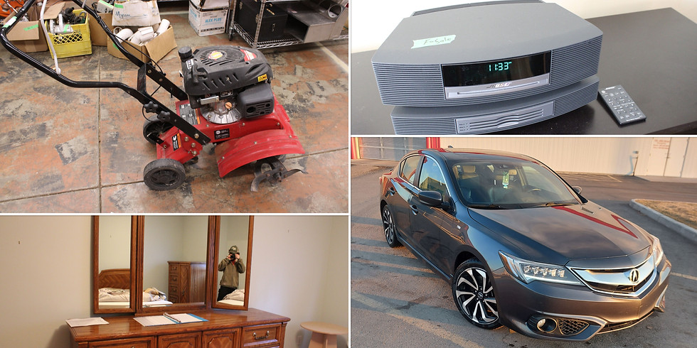 May 27th TIMED ONLINE Auction Sale