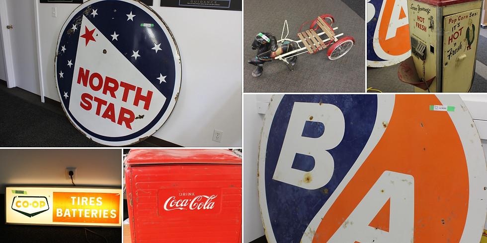 Mid-July 13th Specialty TUESDAY TIMED ONLINE Auction Sale