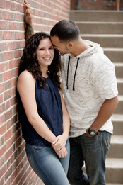 engagement photography in springfield mass