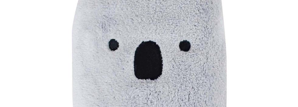 carari zooie towel koala
