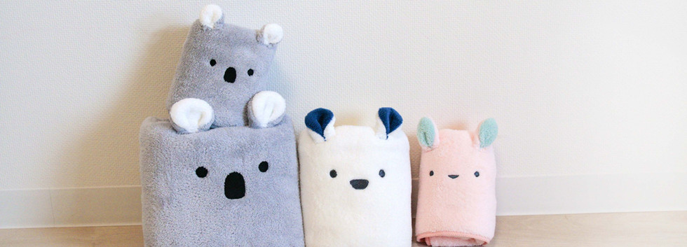 carari zooie towel