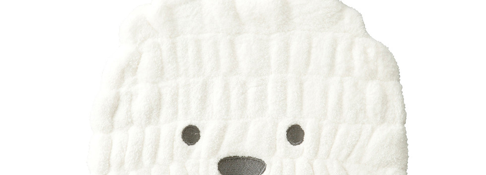 kids cap polar bear