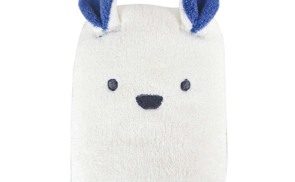 carari zooie towel polar bear