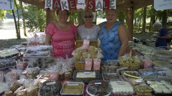 Ole Freehold Day '16, Bake Sale