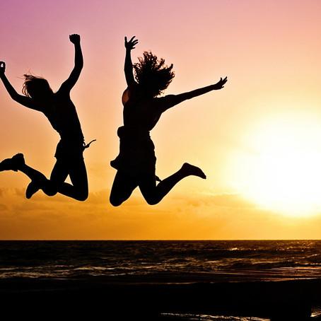Stop Being Happy: Be Joyful