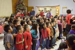 Amistad Christmas Party