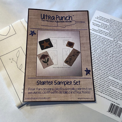 Ultra Punch Sampler Pattern (Qty. 3)