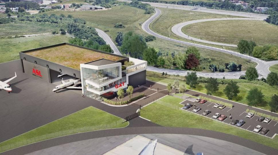 Liege Airport Advances Plans To Develop Bizav