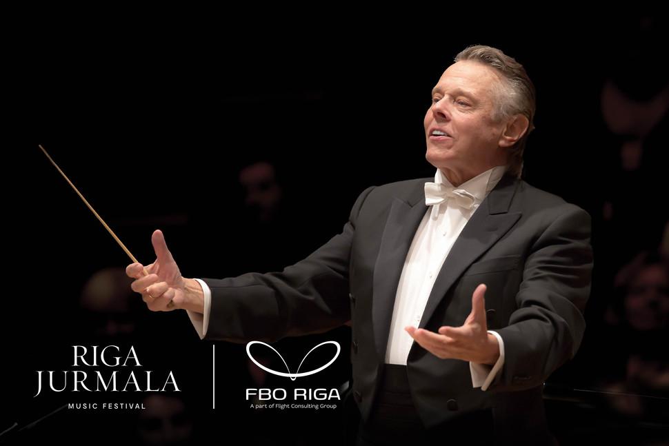 FBO RIGA is the partner of the RĪGA JŪRMALA Music Festival