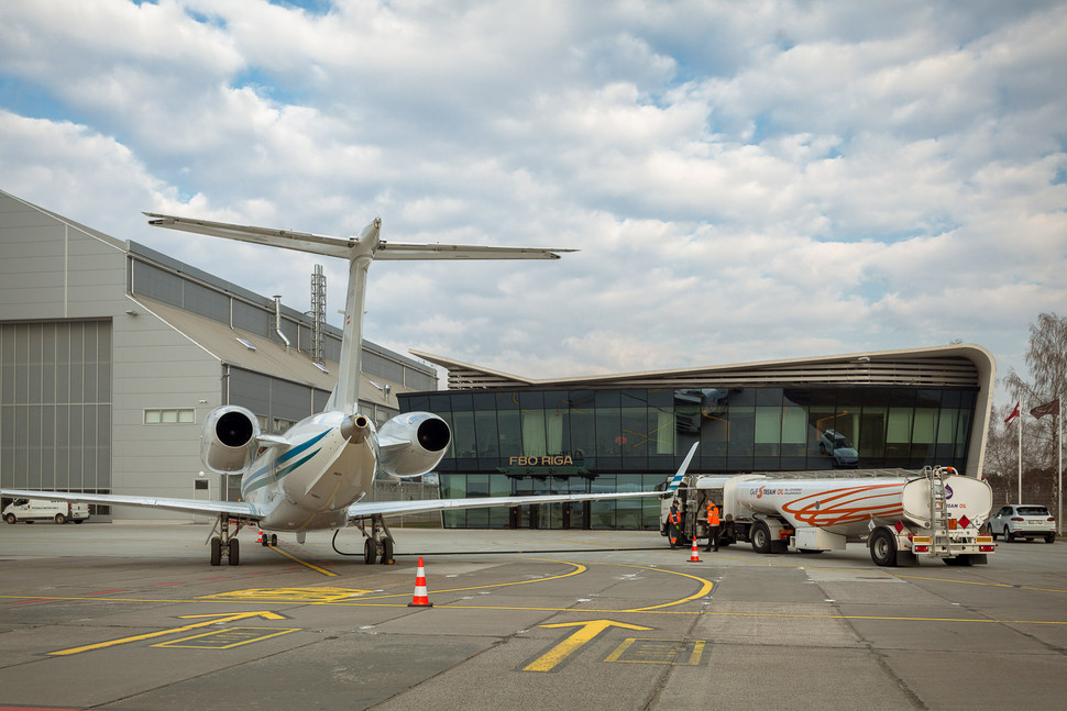 FBO RIGA will provide aviation security control in accordance with new EU regulations
