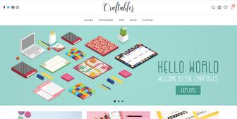 Crafttables