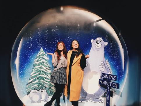 Snow Globe People