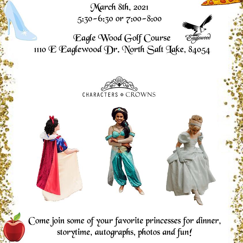 Princesses & Pizza