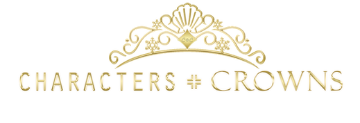 Characters and Crowns Logo (Gold) Final.