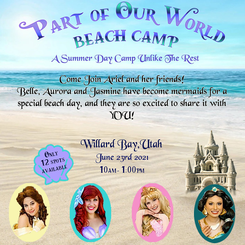 Part of Our World Beach Camp