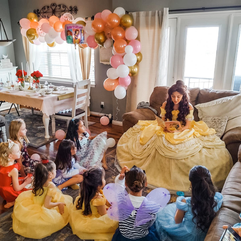 Utah Princess Party