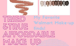 My favorite Make up finds for under $10!