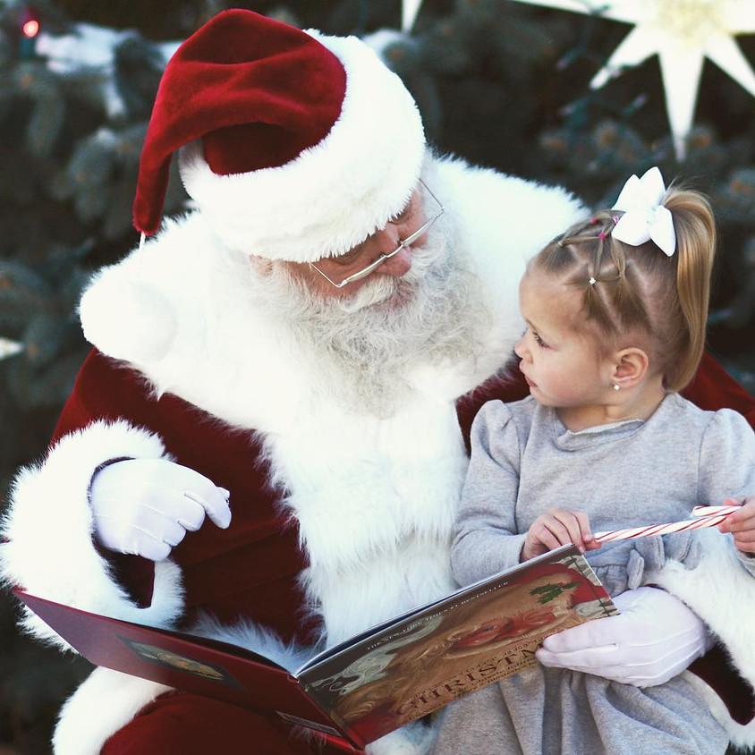 Breakfast with Santa and Elsa
