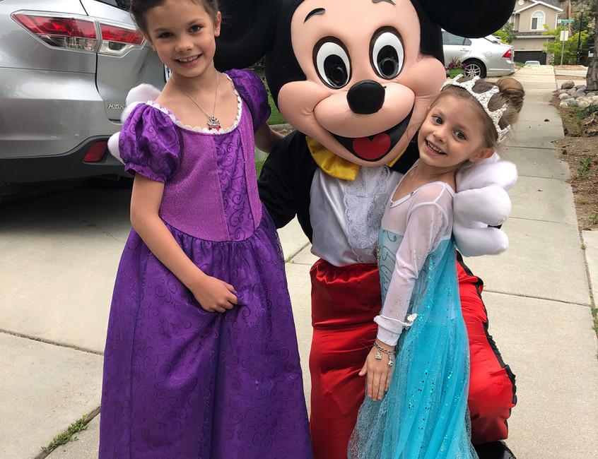 Utah Mickey Party