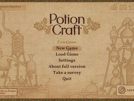 We're hooked on... Potion Craft-ing