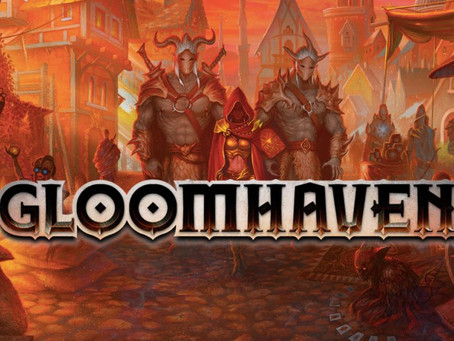 Will Your Relationship Survive?: Gloomhaven (Co-op Review)