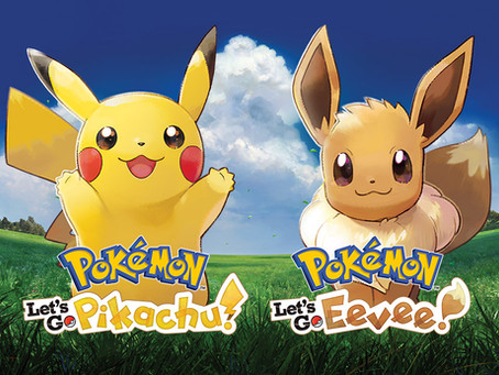 Let's Go With Pokemon