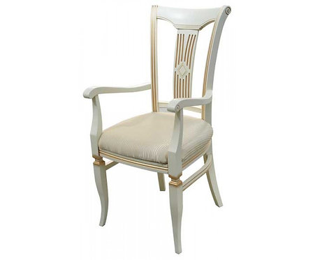 Кресло №8 массив бука