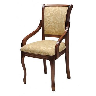 Кресло №10  массив бука