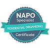 NAPO Residential Organizing Certificate