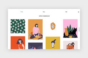digital nomad graphic designer