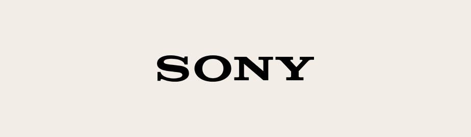 brand name sony