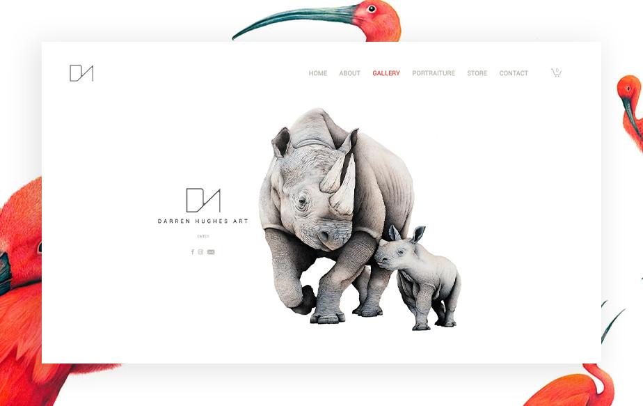 darren hughes best portfolio websites