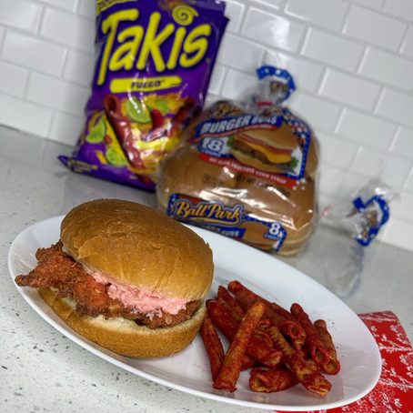 Celebrate Everyday and Spice It Up with Ball Park + Takis