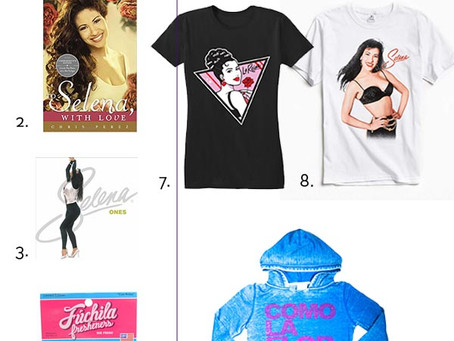Selena Fans Gift Guide