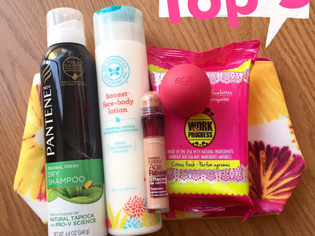 Top 5 Beauty Items for After Surgery