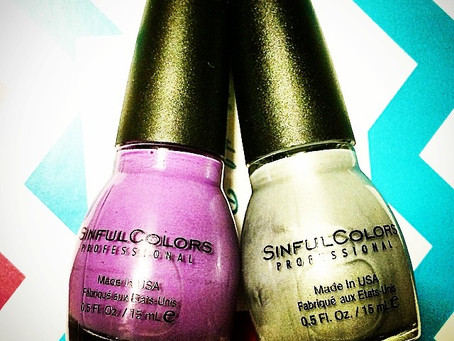 Sinful Colors Sample