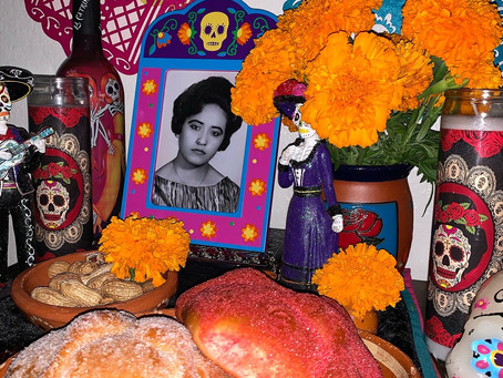 One Stop Shop for Dia de Los Muertos at Vallarta Supermarkets