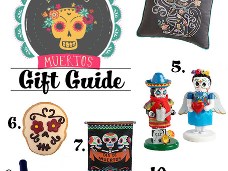 Dia De Los Muertos Gift Guide