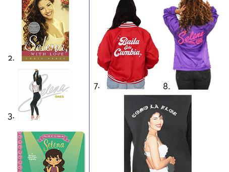 2018 Gift Guide for Selena Fans