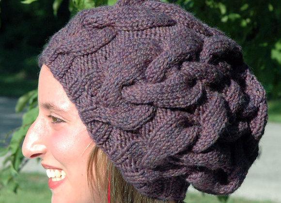 Slouchy Braid Hat