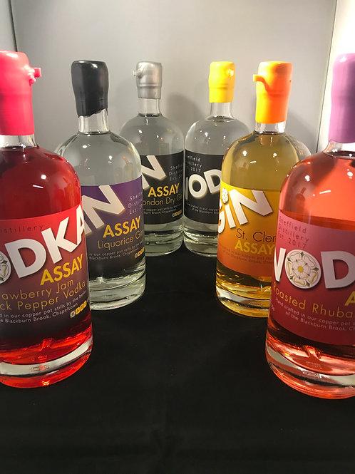 Premium Assay Spirits Tasting for 6 People