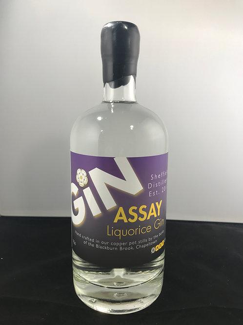 Assay Liquorice Gin