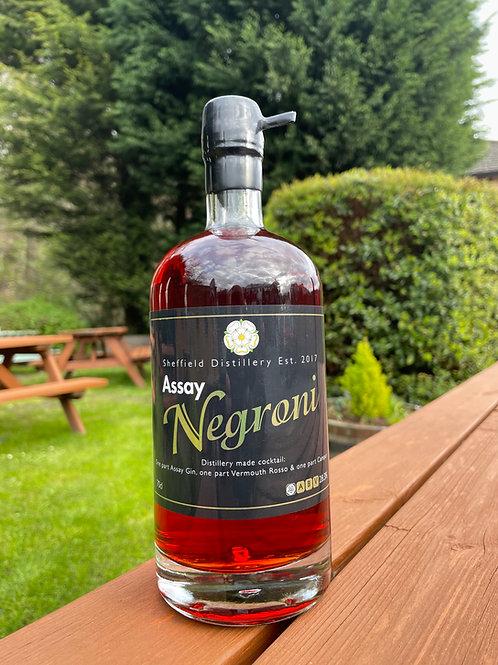 Assay Negroni Cocktail