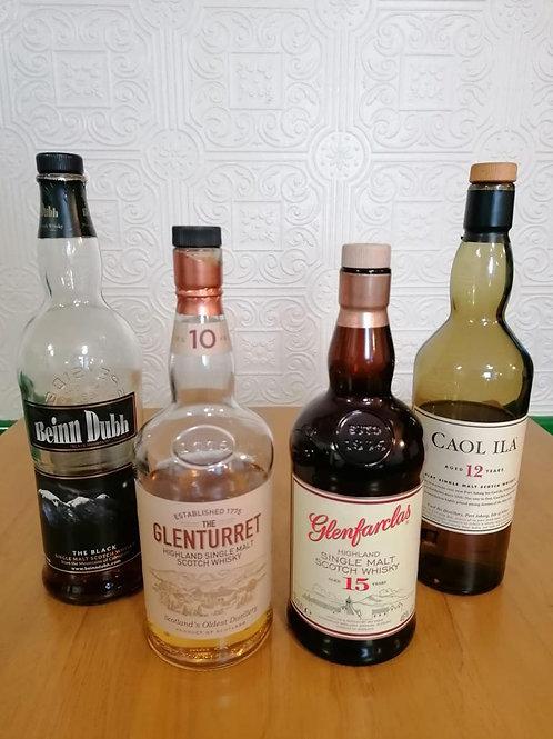 Whisky Tasting Set for 2
