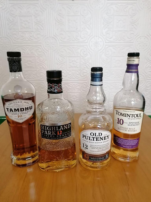 Beginner's Whisky Tasting Set for 2