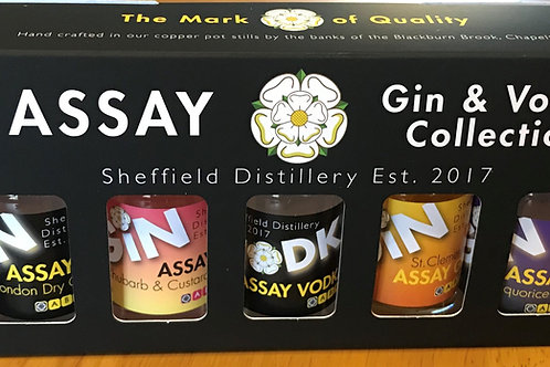 Assay Spirits Complete Tasting Set (7x5cl)