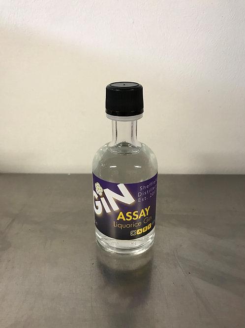 Assay Liquorice Gin Miniature 5cl