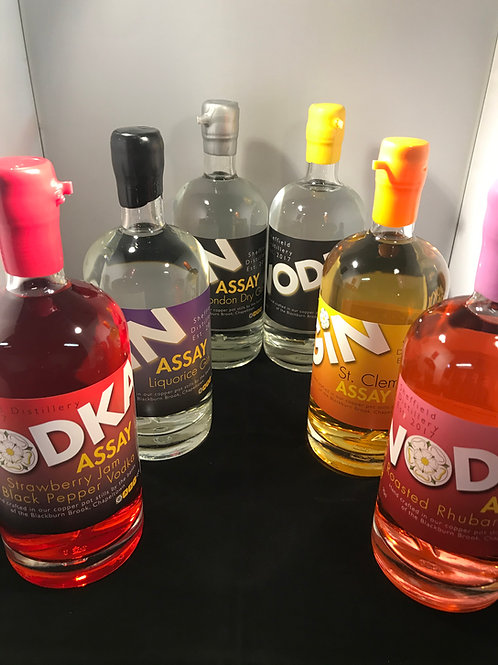 Premium Assay Spirits Tasting for 2 People