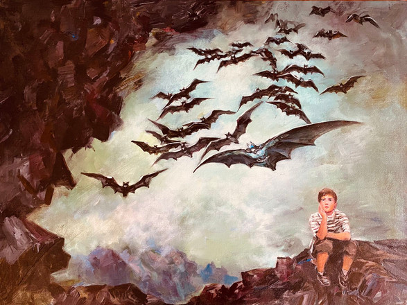US31021::Daniel Z. Schicktanz :: US :: The Explorer of the Bat Cave