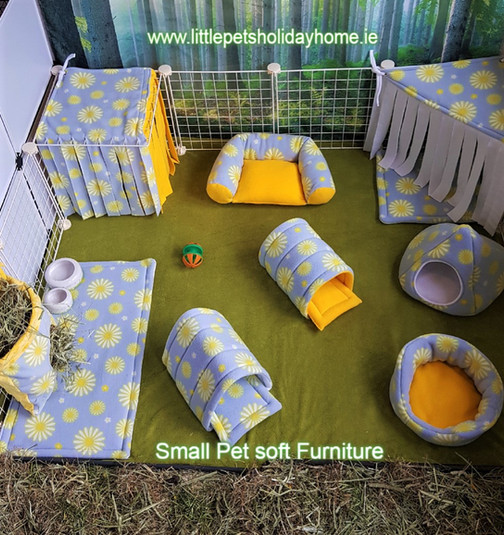 Small pet soft furniture